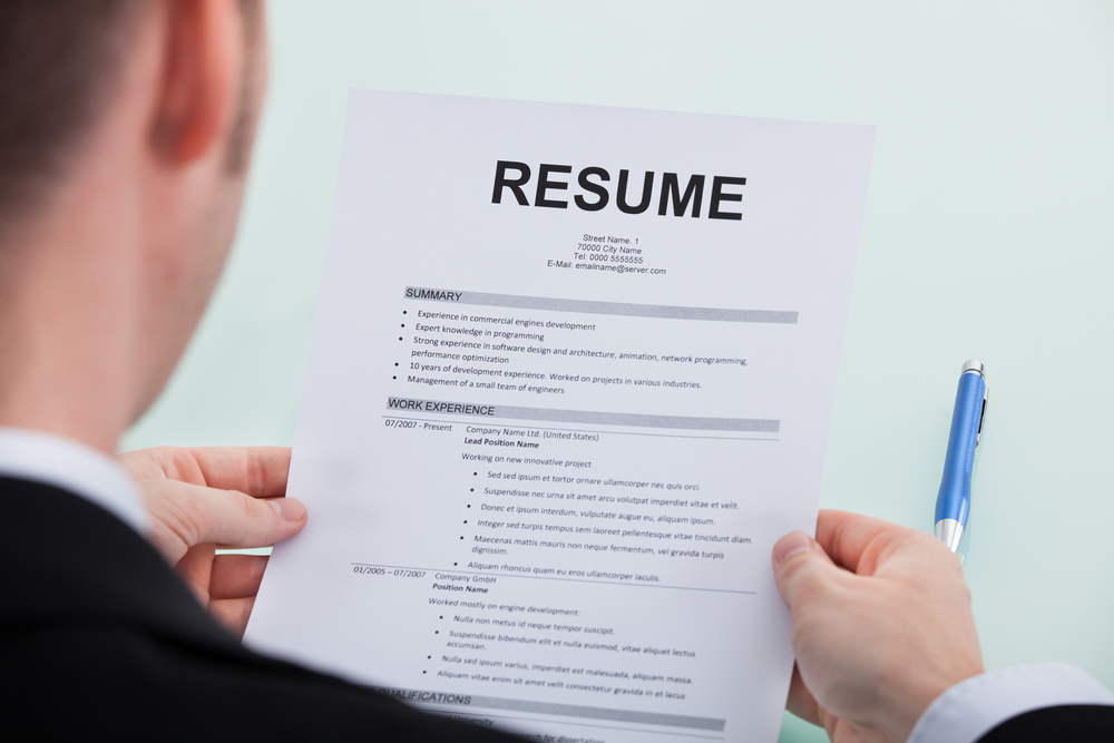 receptionist sample resume%0A   bad resume tips  Resume Advice